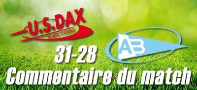 Dax - Bayonne : Commentaire du match